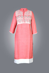 designers women s embroidery kurties