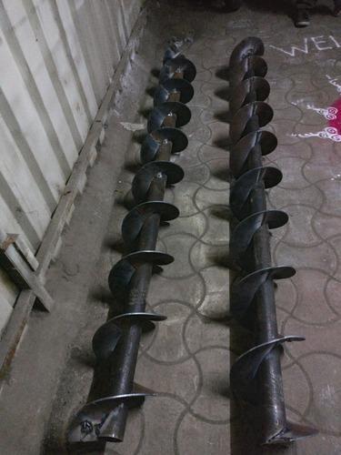 Mild Steel Screw Conveyor