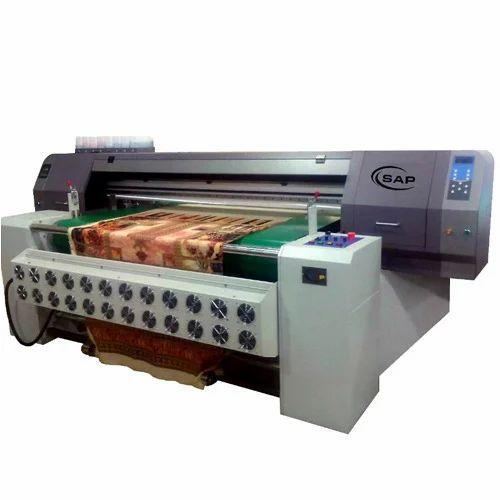 Digital Direct Textile Printer