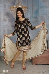 Ethnic Designer Churidar Suits
