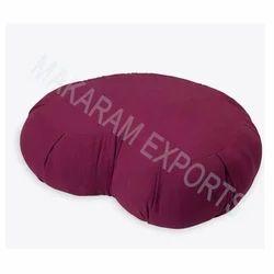 Crescent Zafu Cotton Cushion