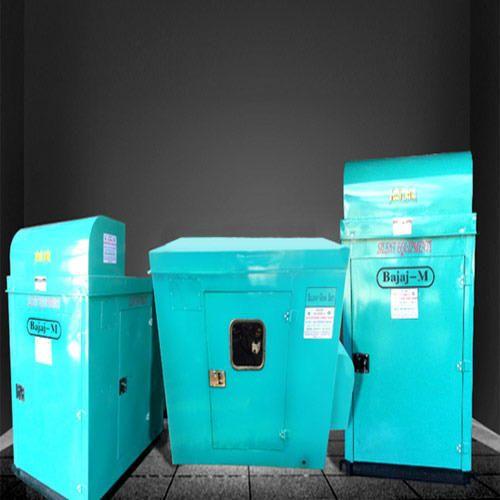 7.5 KW Portable Soundproof Diesel Generator Set