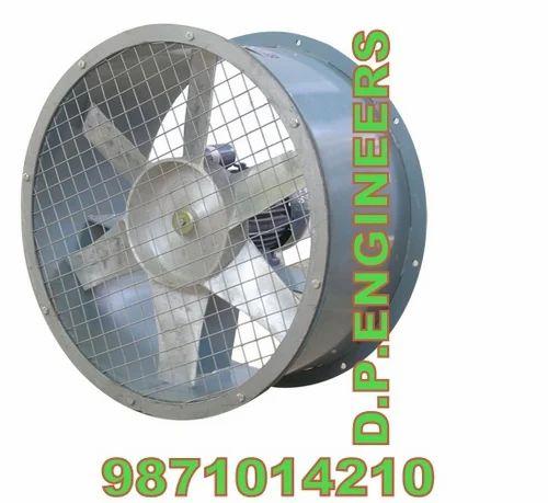 Vane Axial Fan : Vane axial fan at rs number flow fans id