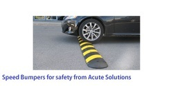Speed Bumpers for Safety