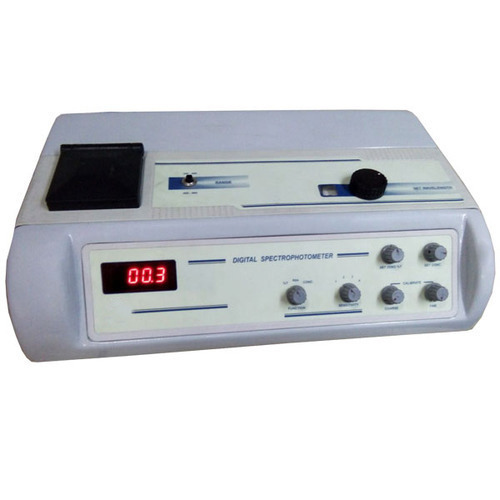Digital UV VIS Spectrophotometer