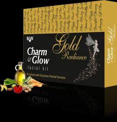 c g gold facial kit