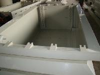 Flux Tank For Fastener Galvanizing
