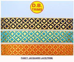 Fancy Multi Jacquard Lace (Trim)
