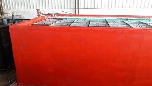 Mobile Ice Block Making Machine