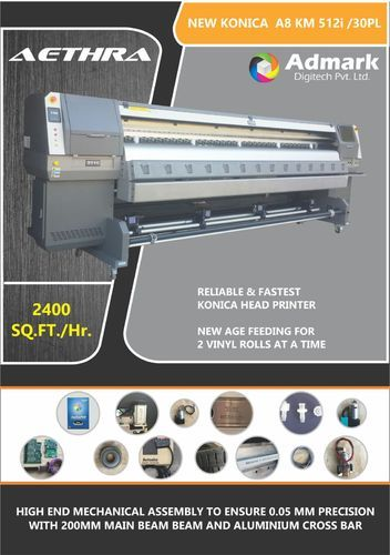 Aethra A 8  Digital Solvent Printers