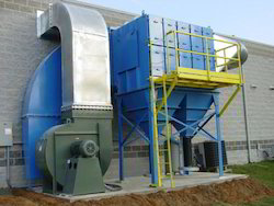 Dust Collection System for Food Industry