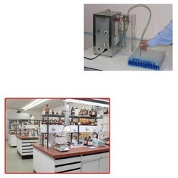 Small Bottle Filling Machines for Laboratories