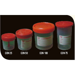 Sample Container 75ml Press Cap