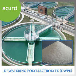 Dewatering Polyelectrolyte (DWPE)