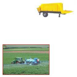 Concrete Pump for Agricultural Use