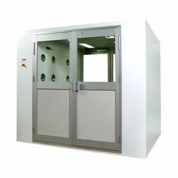 Laboratory Air Shower