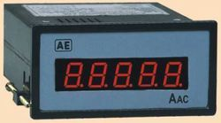True Rms Onsite Programmable Digital Panel Voltmeter