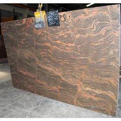 Snake Brown Granite Stone