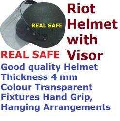 Riot Helmet with Visor