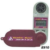 Digital Anemometer with Temp AZ INSTRUMENTS
