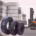 Cushion Tyres / Super-Elastic / Resilient Tyre