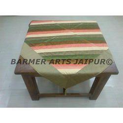 Table Cover Silk Patti