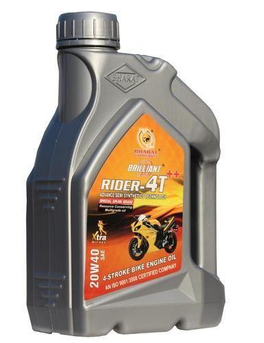 Brilliant Rider 4T Plus Engine Oil 900 Ml (20w40)