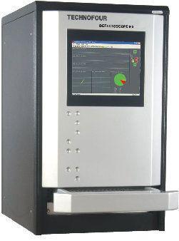 eddie current crack detection machine