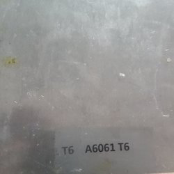 Aluminum Alloy HE30 Sheet