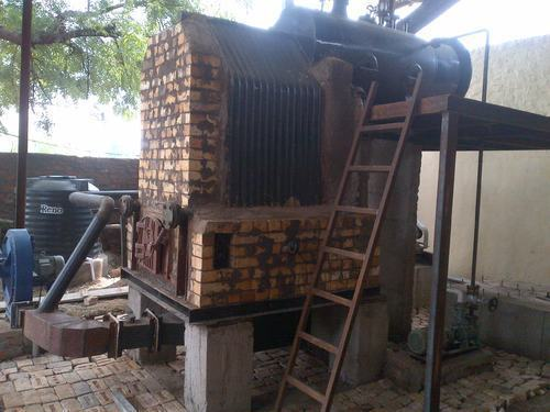 Solid Fuel Fired Small Industrial Boiler