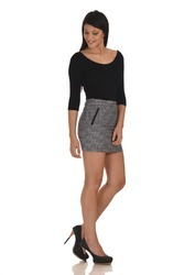 Top Skirt Set