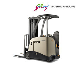 Crown 1.5 to 1.8 Ton Stand Up Electric Forklift