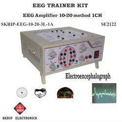 EEG Amplifier Trainer  10-20 Method