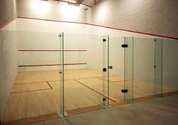 Wooden Squash Court Flooring