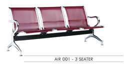 Airport Chair - Three Seater