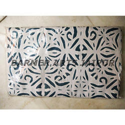 Cutwork  Bed Cover
