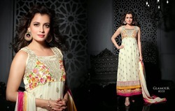 Embroidery Worked Designer Suits