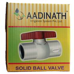 Solid Ball Valve 2 Inch