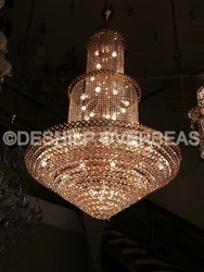 Beaded chandelier crystal vintage chandelier manufacturer from crystal vintage chandelier aloadofball Choice Image