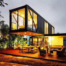 Steel Container Homes ... & Steel Container Homes Rs 300000 /number Innox Structural System ...
