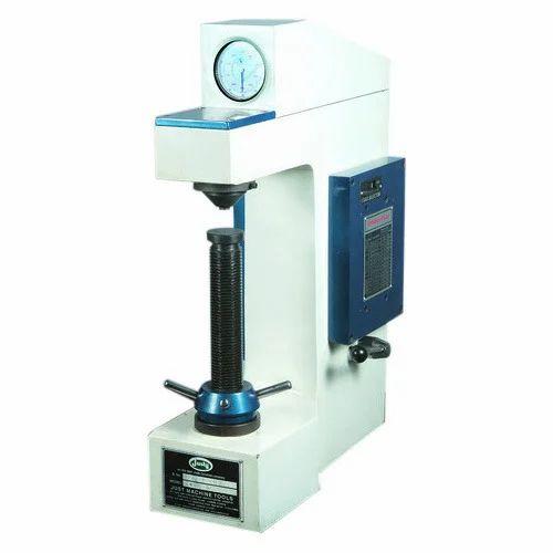 Metal Testing Equipments Rockwell Cum Brinell Hardness