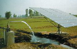 Solar Water Pumping Solution