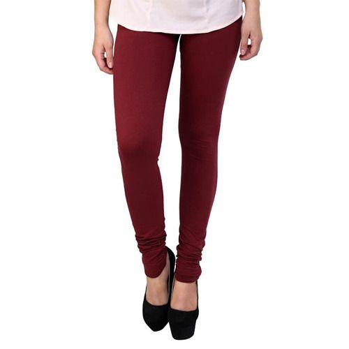 Ruby Color Cotton Legging