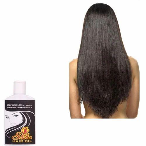 Hair Oil For Split Ends