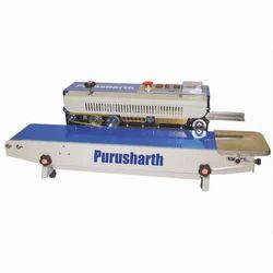 Horizontal Continuous Bag Sealing Machine