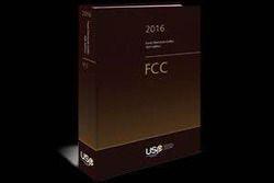 Food Chemicals Codex (FCC) 10th Ed, 2016-2018