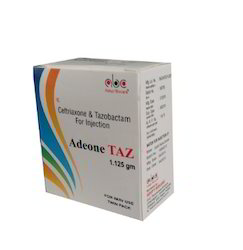Ceftriaxone and Tazobactam Injection 1.125 mg