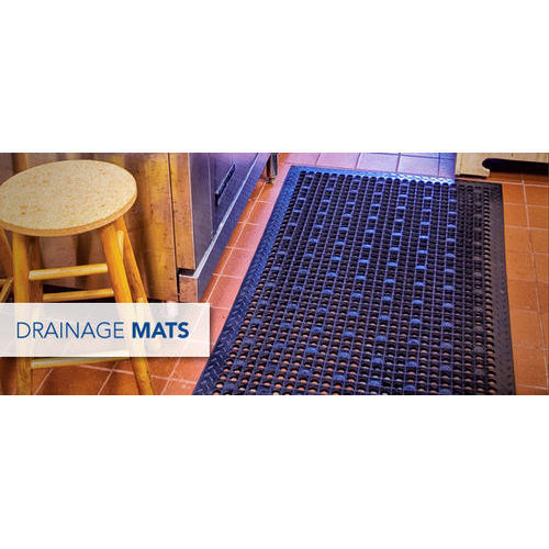 Anti-Skid Suction Cup Hotel Mats