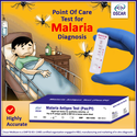 Malaria antigen Pan / Pf test