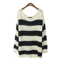 Striped Pullovers
